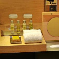 DoubleTree by Hilton Hotel Girona 4* Стандартный номер с различными типами кроватей фото 7
