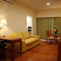 Hotel Villa Florida 3* Люкс с различными типами кроватей