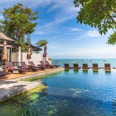 Отель Punnpreeda Beach Resort 3* Вилла Делюкс с различными типами кроватей фото 3