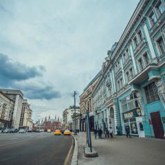 Мини-отель Тверская 5 городской автобус