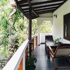 Отель Bedspace Unawatuna балкон