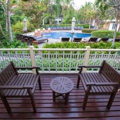 Отель Wora Bura Hua Hin Resort and Spa 5* Номер Делюкс с различными типами кроватей фото 5