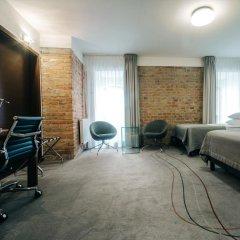 Q Hotel Grand Cru Gdansk 4* Стандартный номер с различными типами кроватей фото 2