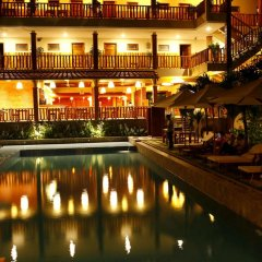 Отель Bauhinia Resort 3* Бунгало с различными типами кроватей фото 3