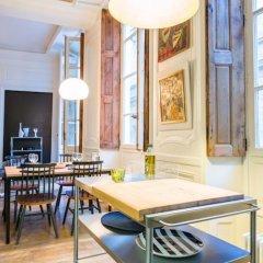 Отель Cheval d'argent Франция, Лион - отзывы, цены и фото номеров - забронировать отель Cheval d'argent онлайн питание фото 2