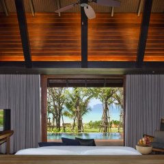 Отель The Tubkaak Krabi Boutique Resort 5* Улучшенный номер с различными типами кроватей фото 4