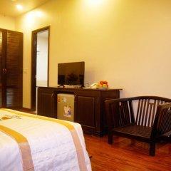 Отель Hoi An Phu Quoc Resort 3* Улучшенный номер с различными типами кроватей фото 3