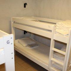 Hostel Dalagatan Кровать в общем номере фото 18