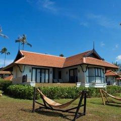 Отель Rawi Warin Resort and Spa 4* Вилла с различными типами кроватей