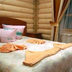 Гостиница Panorama Karpat Yablunytsya Стандартный номер с двуспальной кроватью фото 3
