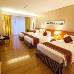 Saigon Hotel 3* Улучшенный номер с различными типами кроватей фото 6