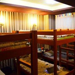 Хостел Полянка на Чистых Прудах Кровать в общем номере с двухъярусной кроватью фото 3