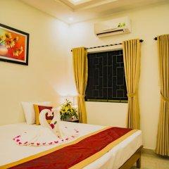 Отель Mi Kha Homestay 3* Улучшенный номер с различными типами кроватей фото 3