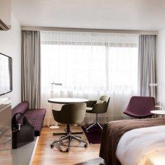 Отель Scandic Frankfurt Museumsufer 4* Стандартный номер с различными типами кроватей фото 11