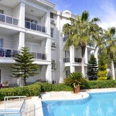 Отель Kemer Residence 2 бассейн