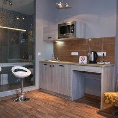 Гостиница Partner Guest House Khreschatyk 3* Улучшенные апартаменты с различными типами кроватей фото 12