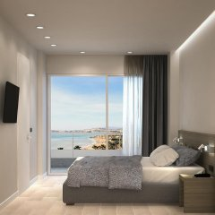 Отель Poseidon Athens 3* Стандартный номер с двуспальной кроватью фото 17
