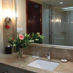 Отель Shanghai Fenyang Garden Boutique Hotel Китай, Шанхай - отзывы, цены и фото номеров - забронировать отель Shanghai Fenyang Garden Boutique Hotel онлайн ванная