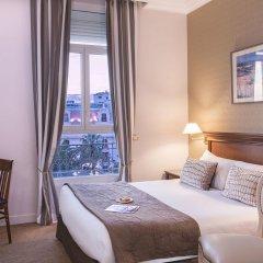 Hotel West End Nice 4* Классический номер с различными типами кроватей фото 2