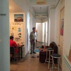 Отель Albergue De Peregrinos La Bilbaina Испания, Сантония - отзывы, цены и фото номеров - забронировать отель Albergue De Peregrinos La Bilbaina онлайн интерьер отеля фото 2