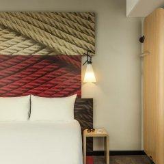 Отель ibis Paris Place d'Italie 13ème 3* Стандартный номер с различными типами кроватей фото 10