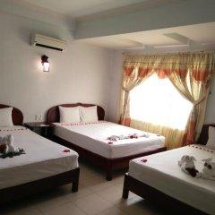 Hue Valentine Hotel 2* Стандартный семейный номер с двуспальной кроватью фото 6