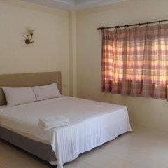 Отель Wattana Bungalow Улучшенный номер с различными типами кроватей фото 8