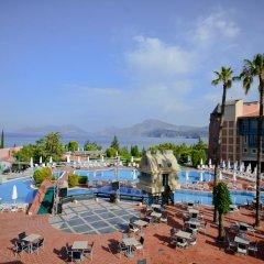 Liberty Hotels Lykia Турция, Олудениз - отзывы, цены и фото номеров - забронировать отель Liberty Hotels Lykia - Adults Only (+16) онлайн бассейн фото 3
