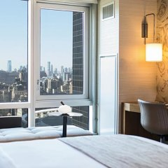 Renaissance New York Midtown Hotel 4* Стандартный номер с различными типами кроватей фото 17