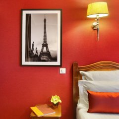 Hotel Trianon Rive Gauche 4* Стандартный номер с 2 отдельными кроватями фото 2
