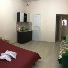Гостиница Lucky House Студия с различными типами кроватей фото 11