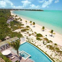 Отель The Shore Club Turks & Caicos пляж фото 3