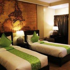 Palm Grass Hotel 3* Улучшенный номер с различными типами кроватей фото 7