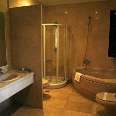 Отель San Román de Escalante 4* Люкс с различными типами кроватей фото 6