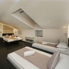 Отель 88 Studios Kensington Семейная студия с двуспальной кроватью фото 6