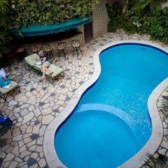 Отель Plaza Copan Гондурас, Копан-Руинас - отзывы, цены и фото номеров - забронировать отель Plaza Copan онлайн бассейн фото 3