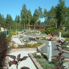Отель Bø Camping og Hytter бассейн фото 2