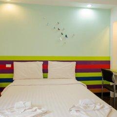 Отель Thai Royal Magic Стандартный номер с различными типами кроватей фото 8