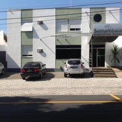 Samambaia Executive Hotel 2* Стандартный номер с различными типами кроватей