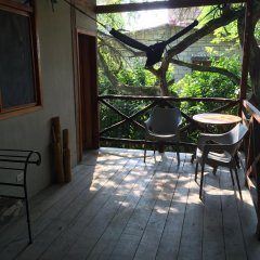 Отель Paradise by Dharma балкон