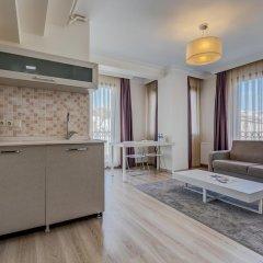 Plus Hotel Cihangir Suites Стамбул в номере