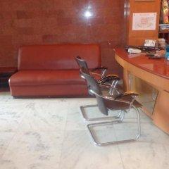 Отель Harjas Palace интерьер отеля