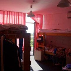 Хостел Оазис Центр Кровать в женском общем номере с двухъярусной кроватью фото 3