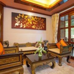Отель Royal Phawadee Village 4* Люкс повышенной комфортности фото 6