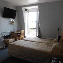 Hotel De Paris Saint Georges 3* Стандартный номер с 2 отдельными кроватями фото 2