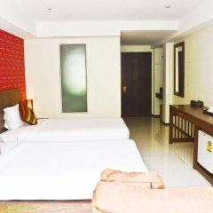 Lub Sbuy House Hotel 3* Номер Делюкс с различными типами кроватей фото 23