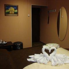 Мини-отель ФАБ 2* Номер Комфорт двуспальная кровать фото 9