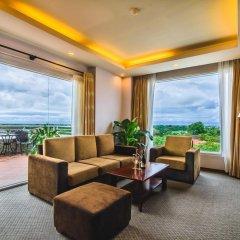Mondial Hotel Hue 4* Люкс с различными типами кроватей фото 2