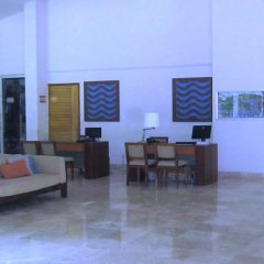 Отель Gamma de Fiesta Inn Plaza Ixtapa гостиничный бар