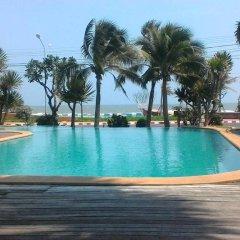 Отель Tanaosri Resort бассейн фото 2